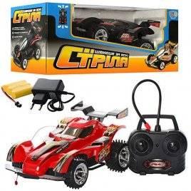 Машина на радиоуправлении гоночная игрушечная Стрела на аккумуляторах 1023-1025