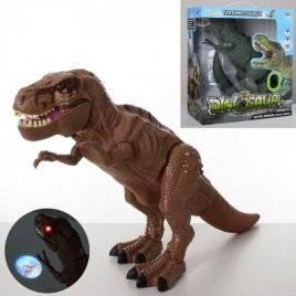 Динозавр с проектором ходит музыкальный 1027A