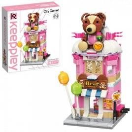 Конструктор магазин игрушек 281 деталь C0109 QMan