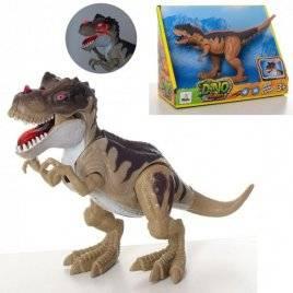 Динозавр со звуком и светом XTY-110-112
