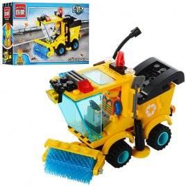 Конструктор машина  Мусороуборочная City M38-B1101 Brick