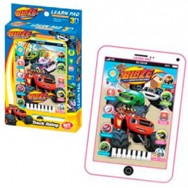 Планшет детский игрушечный музыкальный Вспыш 12027A-1