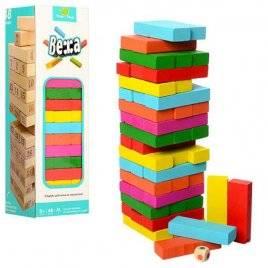 Игра деревянная Башня MD 1210