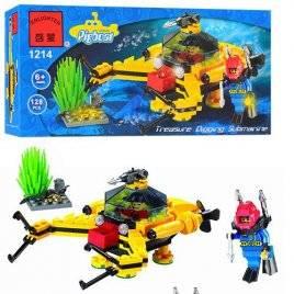 Конструктор Подводная лодка 1214 Brick