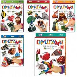Оригами с картинками Покосенко