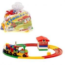 Купить детскую железную дорогу для малышей