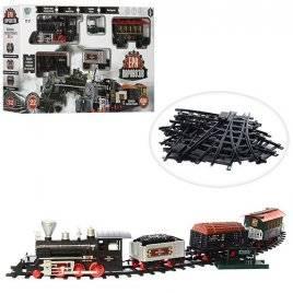 Железная дорога раритетная Эра паровозов 701831 R/YY 127