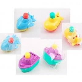 Водоплавающая игрушка транспорт 1267-1-2-3