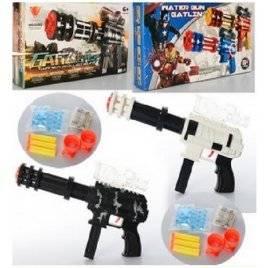 Автомат водяные пули, мягкие пули-присоски G130-G130-7