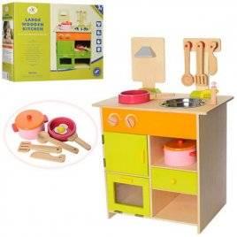 Кухня детская деревянная MSN13025
