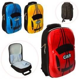 Рюкзак для мальчиков Машинка MK 1305