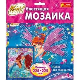Блестящая мозаика Winx 13159032 Ранок