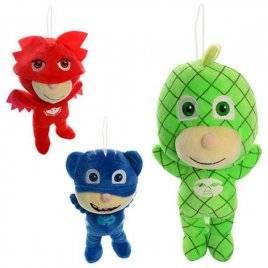 Мягкая игрушка Герои в масках на присоске средняя MP 1317