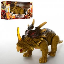 Динозавр с подвижной головой и хвостом 138-3