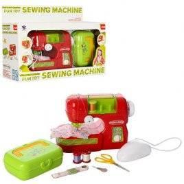 Швейная машинка с чемоданом для рукоделия 14048