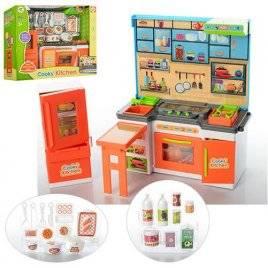 Мебель для кукол Кухня со световыми эффектами 1501А-2