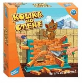 Настольная игра Кошка на стене 1503 Полесье Беларусь