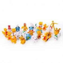 Покемоны игрушки-фигурки 28 штук 160801