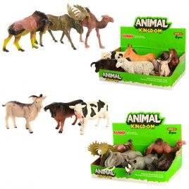 Животные дикие и домашние большие поштучно 16088AB