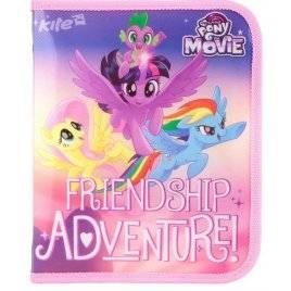 Папка на молнии My little Pony B5 LP17-203-02