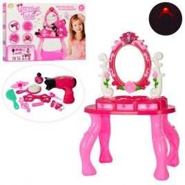 Трюмо детское для девочки мини Розы RX1700-6