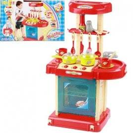 Кухня игровая  детская в чемодане 070813