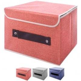 Ящик для хранения вещей Котон 26*20*17см R17460