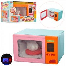 Микроволновка детская с вращающейся тарелкой и спецэффектами XS-18002-1