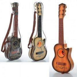 Гитара детская 6 струн в чехле 180A14