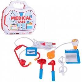 Детский  набор доктора в чемоданчике 182 Орион