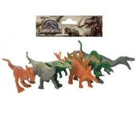 Набор динозавров 6 штук HT18274