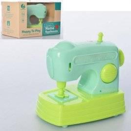 Швейная машинка мини с звуковыми эффектами GD-189