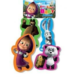 "Беби пазлы ""Маша и медведь"" VT110617 Vladi Toys, Украина"
