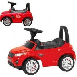 Машинка каталка детская со звуками и светом RR 2-006 ТМ MasterPlay
