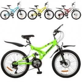 Велосипед спортивный 20 д.  M 2009 MIX Profi