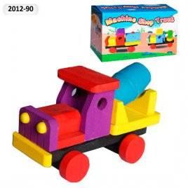 Машина деревянная 2012-90