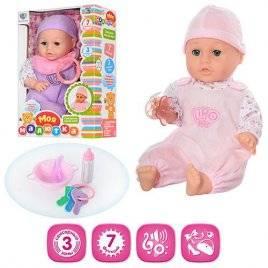 Кукла-пупс спит, разговаривает, поет, дышит M 2052 Limo Toy. ХИТ ПРОДАЖ!!