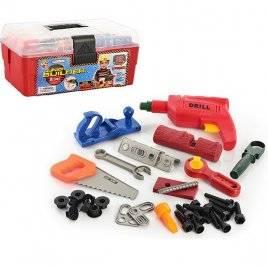 Набор инструментов детских в чемодане 2059