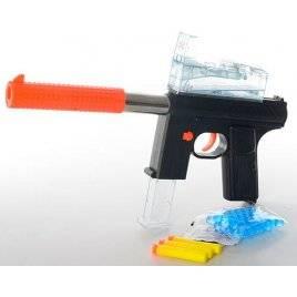 Автомат водяные пули + 3 пули-присоски M206