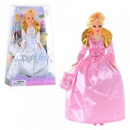 Кукла Defa в вечернем платье Королева 20997