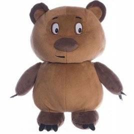 Мягкая игрушка Медвежонок Пух 21300