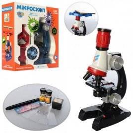 Микроскоп со светом +контейнер C2135-6