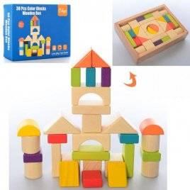 Деревянная игрушка Городок MD 2290