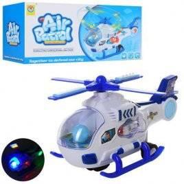 Вертолет со звуком и светом ездит 2291