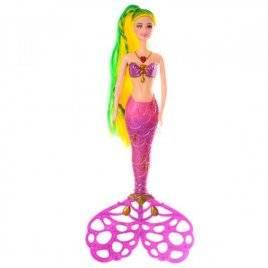 Кукла русалочка с музыкальными и  световыми эффектами 2401
