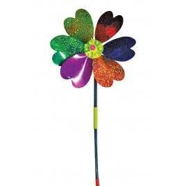 Ветрячок малый фольга голограмма 2410