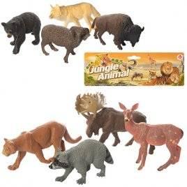 Животные дикие большие 246-247