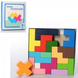 Геометрика деревянная блоки MD 2460