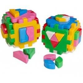 """Куб """"Розумный малюк"""" Логика Комби 2476 Технок, Украина"""
