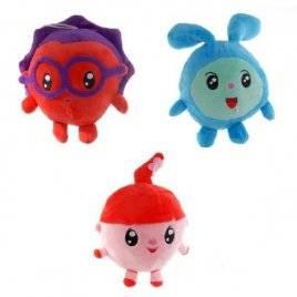 Мягкая игрушка Малые шарики 4 вида 24953